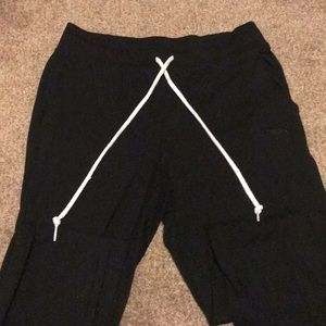 PINK Joggers Size Small